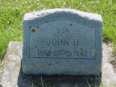 LONG, JOHN - Poweshiek County, Iowa | JOHN LONG