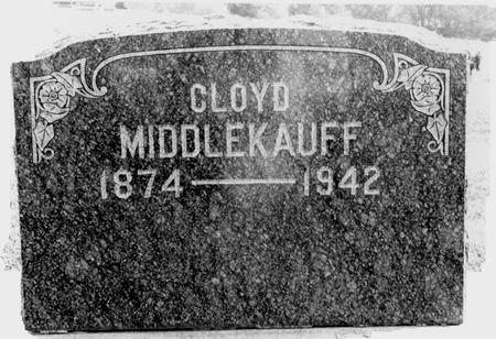 MIDDLEKAUFF, HENRY - Poweshiek County, Iowa | HENRY MIDDLEKAUFF