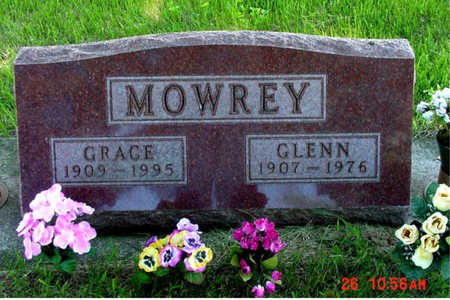 MOWREY, GLEN - Poweshiek County, Iowa | GLEN MOWREY