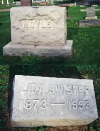 SWISHER MOYLE, LIDA (ELIZA JANE) - Poweshiek County, Iowa | LIDA (ELIZA JANE) SWISHER MOYLE
