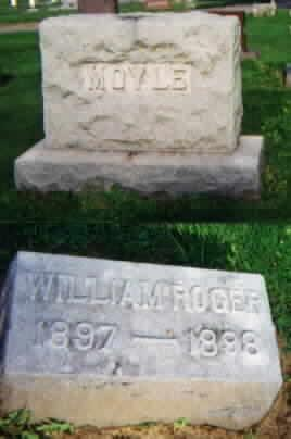 MOYLE, WILLIAM ROGER - Poweshiek County, Iowa | WILLIAM ROGER MOYLE