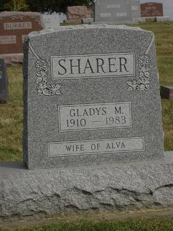 SHARAR, GLADYS - Poweshiek County, Iowa | GLADYS SHARAR