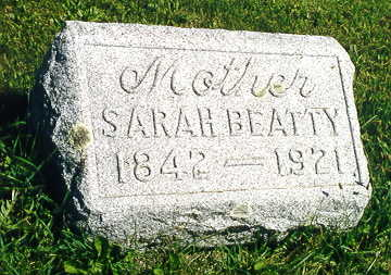 NELSON BEATTY, SARAH - Ringgold County, Iowa | SARAH NELSON BEATTY