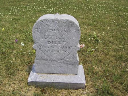 DILLE, JOE - Ringgold County, Iowa | JOE DILLE