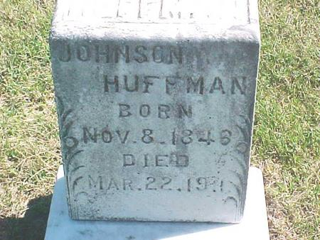 HUFFMAN, JOHNSON - Ringgold County, Iowa | JOHNSON HUFFMAN