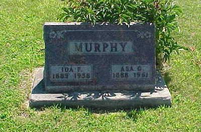 MURPHY, ASA G - Ringgold County, Iowa | ASA G MURPHY