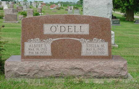O'DELL, STELLA M. - Ringgold County, Iowa | STELLA M. O'DELL
