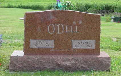 O'DELL, NEVA O. - Ringgold County, Iowa | NEVA O. O'DELL