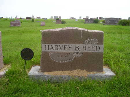 REED, HARVEY B. - Ringgold County, Iowa | HARVEY B. REED