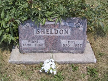 SHELDON, ROY - Ringgold County, Iowa | ROY SHELDON