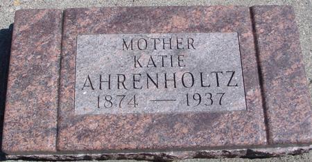 AHRENHOLTZ, KATIE - Sac County, Iowa | KATIE AHRENHOLTZ