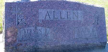 ALLEN, VERNON & LOUISE - Sac County, Iowa | VERNON & LOUISE ALLEN