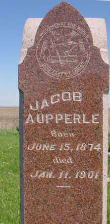 AUPPERLE, JACOB - Sac County, Iowa | JACOB AUPPERLE
