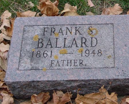 BALLARD, FRANK - Sac County, Iowa | FRANK BALLARD