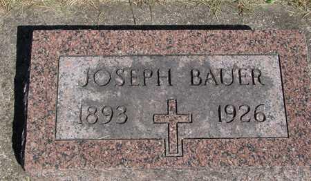 BAUER, JOSEPH - Sac County, Iowa | JOSEPH BAUER