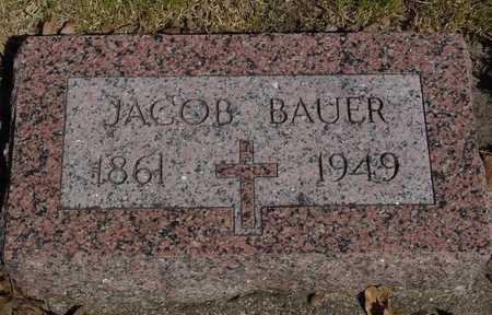 BAUER, JACOB - Sac County, Iowa | JACOB BAUER