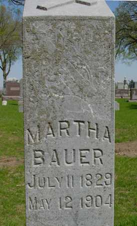 BAUER, MARTHA - Sac County, Iowa | MARTHA BAUER