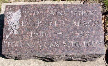 BEACH, DELBERT L. - Sac County, Iowa   DELBERT L. BEACH