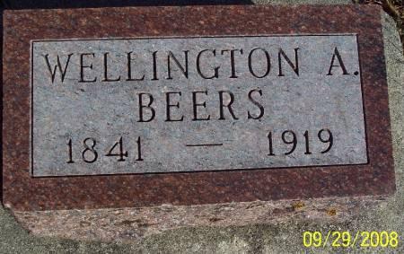 BEERS, WELLINGTON A - Sac County, Iowa | WELLINGTON A BEERS