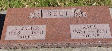 BELT, A. WALTER & KATIE - Sac County, Iowa | A. WALTER & KATIE BELT