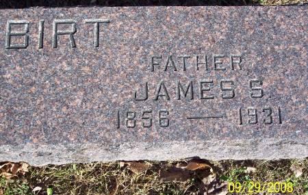 BIRT, JAMES S - Sac County, Iowa | JAMES S BIRT