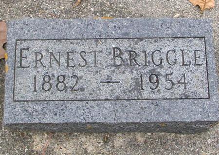 BRIGGLE, ERNEST - Sac County, Iowa | ERNEST BRIGGLE
