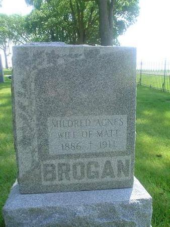 FREDRICKSON BROGAN, MILDRED - Sac County, Iowa | MILDRED FREDRICKSON BROGAN
