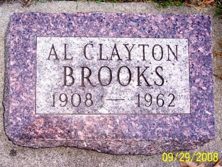 BROOKS, AL CLAYTON - Sac County, Iowa | AL CLAYTON BROOKS