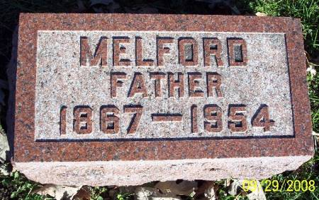 BROOKS, MELFORD - Sac County, Iowa | MELFORD BROOKS