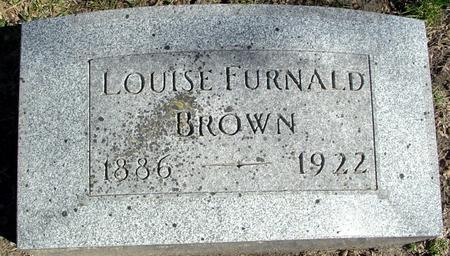 BROWN, LOUISE - Sac County, Iowa | LOUISE BROWN