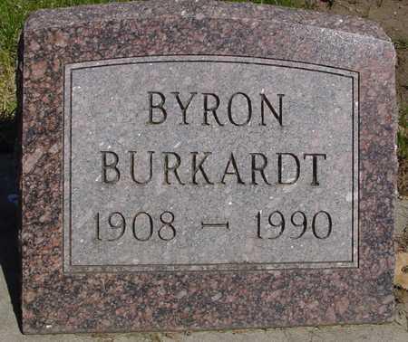 BURKARDT, BYRON - Sac County, Iowa | BYRON BURKARDT