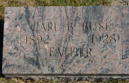 BUSE, CARL B. - Sac County, Iowa | CARL B. BUSE