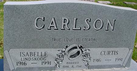 CARLSON, CURTIS & ISABELLE - Sac County, Iowa | CURTIS & ISABELLE CARLSON