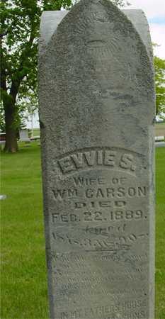 CARSON, EVVIE S. - Sac County, Iowa | EVVIE S. CARSON