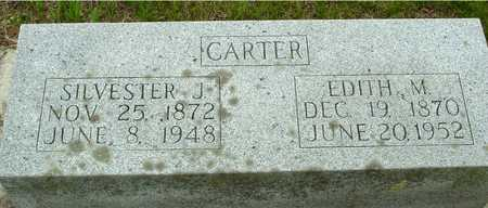 CARTER, SILVESTER & EDITH - Sac County, Iowa | SILVESTER & EDITH CARTER
