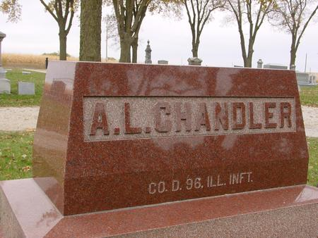 CHANDLER, ABNER L. - Sac County, Iowa | ABNER L. CHANDLER