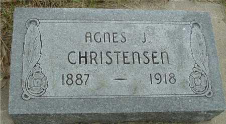 CHRISTENSEN, AGNES J. - Sac County, Iowa | AGNES J. CHRISTENSEN