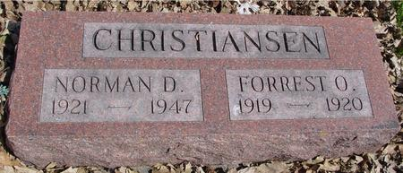 CHRISTIANSEN, NORMAN & FORREST - Sac County, Iowa | NORMAN & FORREST CHRISTIANSEN