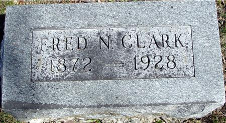 CLARK, FRED N. - Sac County, Iowa | FRED N. CLARK