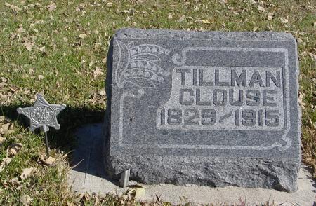 CLOUSE, TILLMAN - Sac County, Iowa | TILLMAN CLOUSE