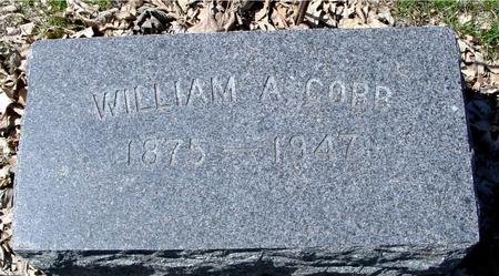 COBB, WILLIAM A. - Sac County, Iowa | WILLIAM A. COBB