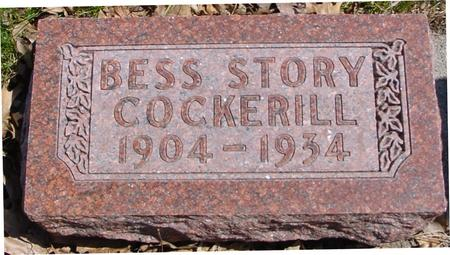 STORY COCKERILL, BESS - Sac County, Iowa | BESS STORY COCKERILL