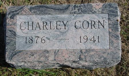 CORN, CHARLEY - Sac County, Iowa | CHARLEY CORN