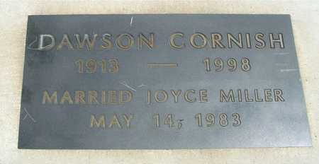 CORNISH, DAWSON - Sac County, Iowa | DAWSON CORNISH