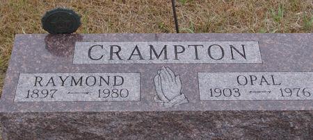 CRAMPTON, RAYMOND & OPAL - Sac County, Iowa | RAYMOND & OPAL CRAMPTON