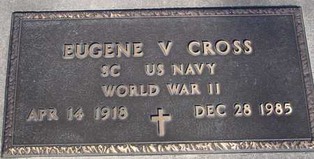 CROSS, EUGENE V. - Sac County, Iowa | EUGENE V. CROSS