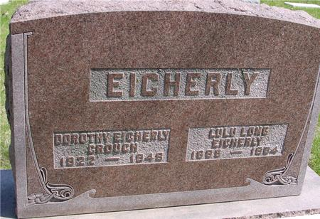 EICHERLY CROUCH, DOROTHY - Sac County, Iowa | DOROTHY EICHERLY CROUCH