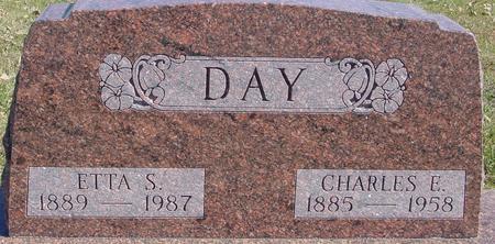 DAY, CHARLES & ETTA S. - Sac County, Iowa | CHARLES & ETTA S. DAY