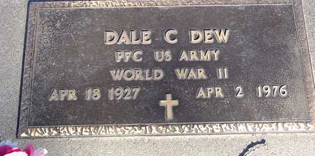 DEW, DALE C. - Sac County, Iowa | DALE C. DEW
