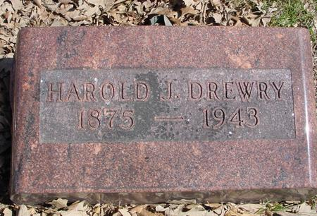 DREWRY, HAROLD J. - Sac County, Iowa | HAROLD J. DREWRY